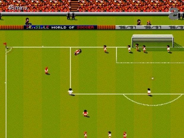 Sensible Soccer   90ların En İyi 20 Oyunu