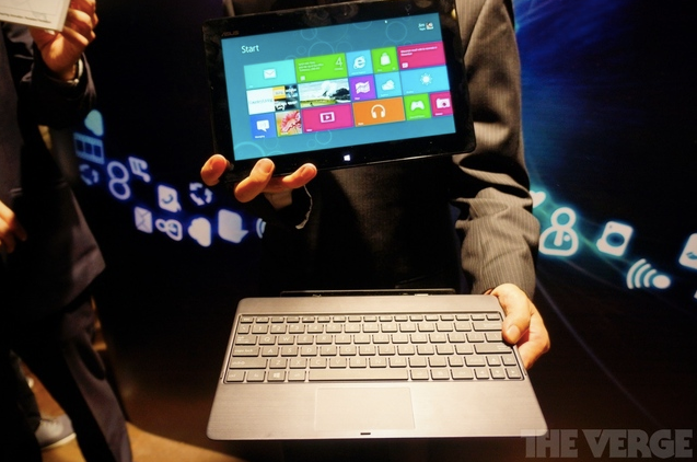 ASUS Tablet 600: Transformer Serisi Windows 8'e Kavuşuyor