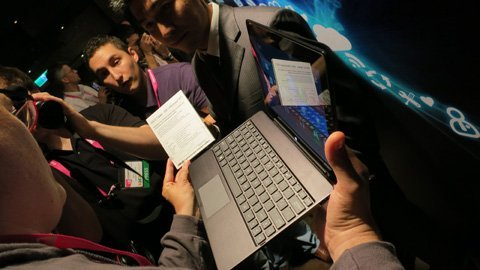 ASUS Transformer 600 Tablet Windows 8 İşletim Sistemiyle Gelecek
