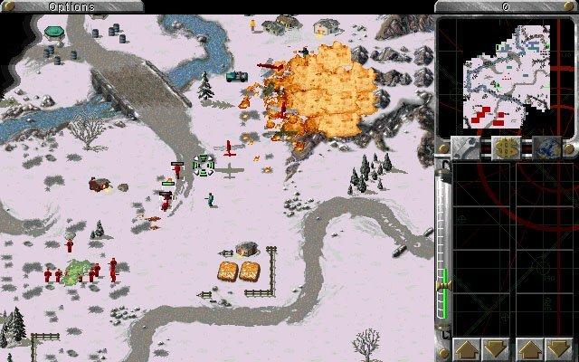 command conquer red alert 1   90ların En İyi 20 Oyunu