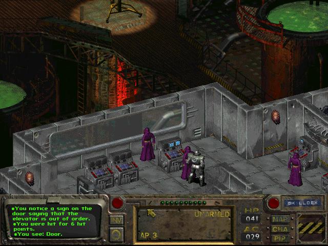fallout1   90ların En İyi 20 Oyunu