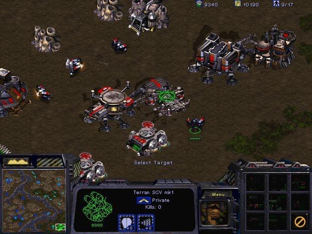 starcraft 1   90ların En İyi 20 Oyunu