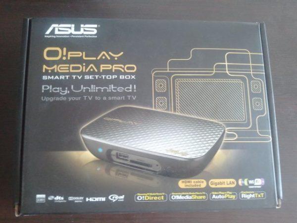 ASUS O!Play Media Pro