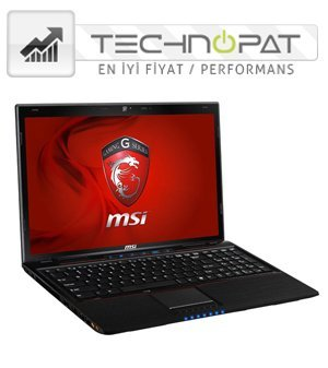 MSI GE 60 ONC Dizustu Bilgisayar Technopat Fiyat Performans Odulu MSI GE60 0NC Dizüstü Bilgisayar İncelemesi