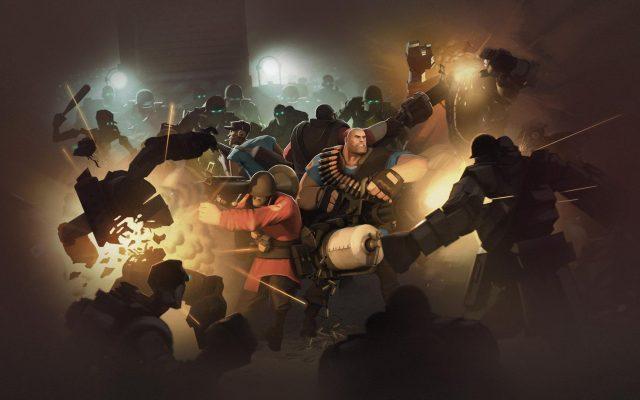 Team Fortress 2 Mann vs. Machine