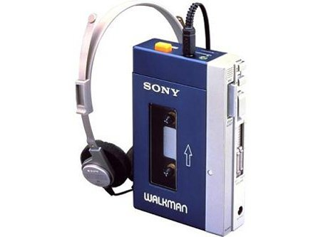 Klasik Sony Walkman