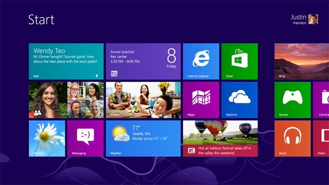 Windows 8 RTM Enterprise