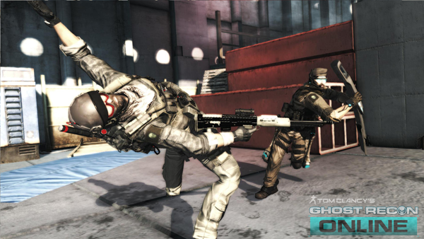 Aimbot pour ghost recon online games
