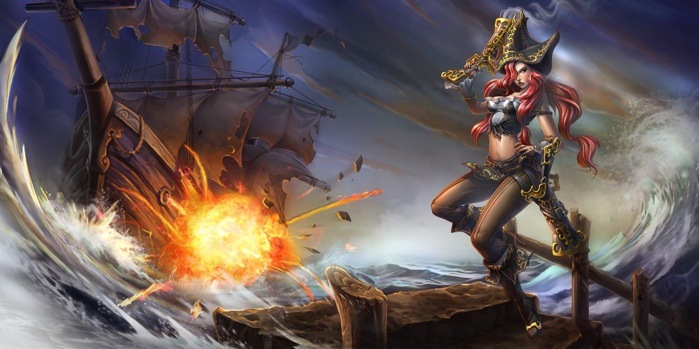 League of Legends: Miss Fortune