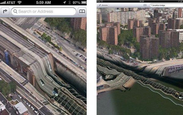 Uygulama tarafından gösterilen 2 köprü