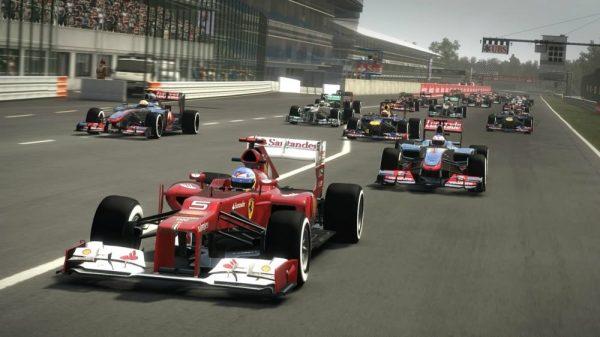 F1 2012, Yarış Oyunlarıyla ünlü Codemaster tarafından hazırlandı.