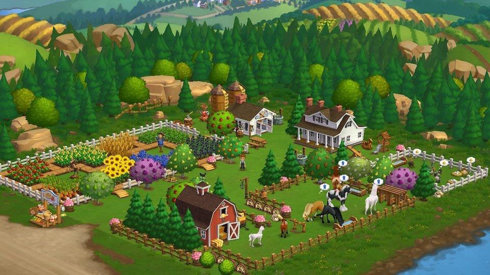 Farmville çizgi film olarak TV'ye geliyor.