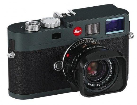 Leicanın M ve M E Fotoğraf Makinaları