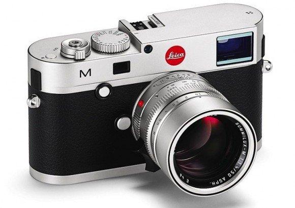 Leica M Modeli'nde R serisinin Lensleri kullanılabiliyor.