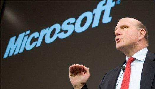 Microsoft CEO'su Steve Ballmer