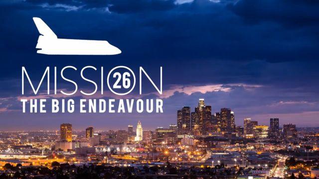 Endeavour Uzay Gemisi'nin Los Angeles yolculuğunu anlatan kısa video Mission 26: The Big Endeavour ismiyle yayınlandı.