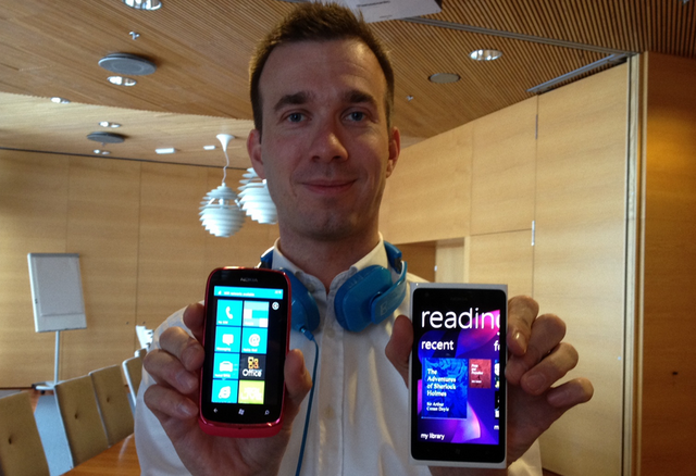 Nokia'nın ikinci başkanlığını yapan ve Nokia Lumia serisinin pazarlamasından sorumlu olan Ilari Nurmi, firmadan ayrıldı.