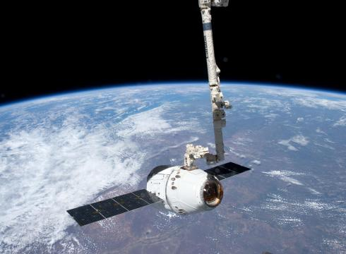 Dragon Kapsülü bugün Uluslararası Uzay İstasyonu'ndan ayrılarak dünyaya dönecek.