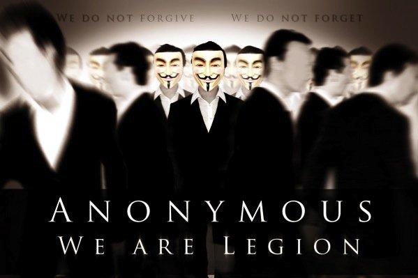 Anonymous, 5 Kasım saldırılarına tüm hızıyla devam ediyor.