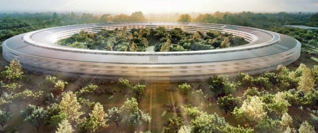 Apple Campus 2'in inşaasının gecikeceği açıklandı.