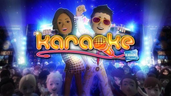 karaoke xbox live arcade 600x337 Yeni Karaoke Oyunu Xbox Live Arcadeye Geliyor!