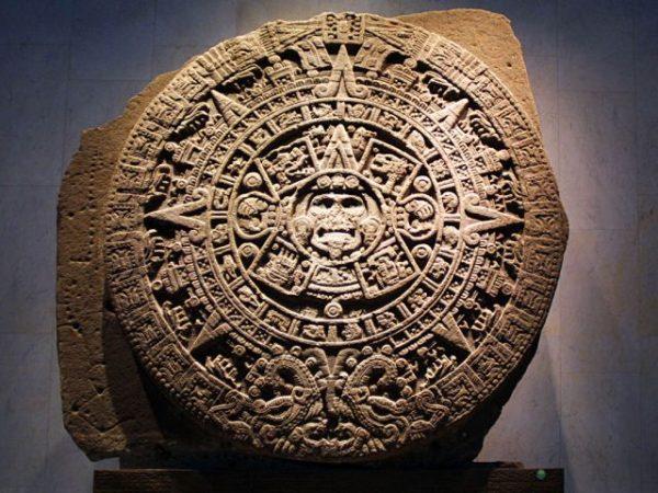 Nasıl mutfakta kullanılan takvim bir gün bitiyor, Maya Takvimi de 21 Aralık 2012 günü bitiyor.