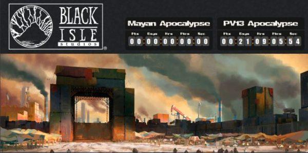 Black Isle'ın resmi sitesinde bir hareketlenme var.