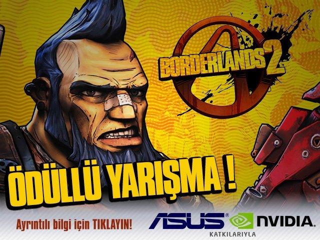 Borderlands 2 Ödüllü Yarışma