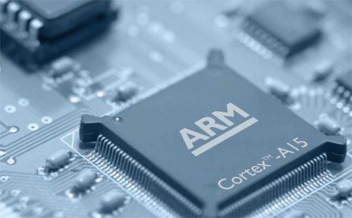 Arm Cortex-A15 işlemci başarılı bir performans grafiği çiziyor.