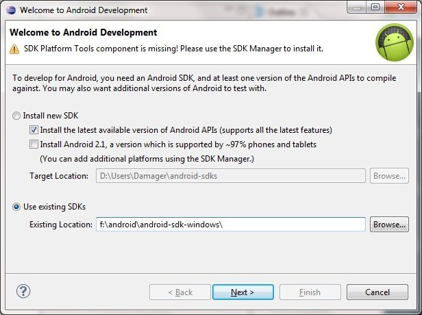 ConfigureSDK exists