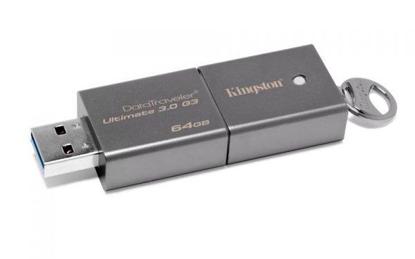 Kingston Data Traveler Ultimate 3 G3 USB Bellek