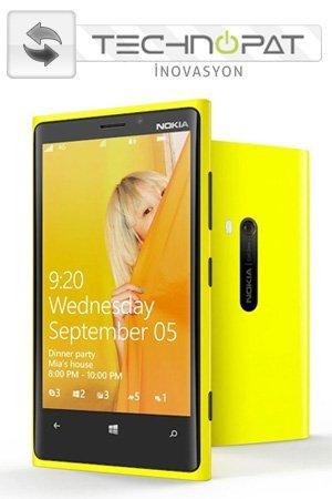 Nokia Lumia 920 - Technopat İnovasyon Ödülü