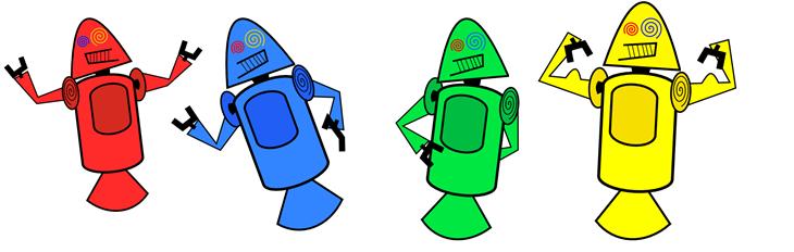 Android'in ilk tasarımı olan bu robotların kabul edilmemesi isabet olmuş.