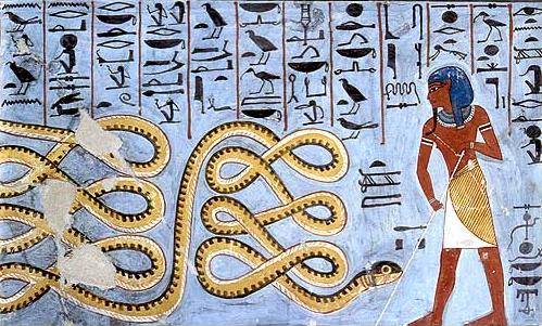 Mısır Mitolojisine göre, Apep bir sürüngene benzemektedir. Her sabah güneşin doğulunda Ra ile savaştığı varsayılır. Mitolojide korkunç bir canavar olmasına karşın, adını verdiği asteroit bir o kadar masum.