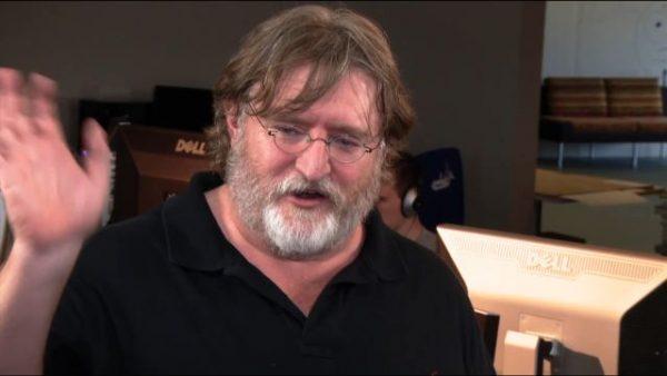 Valve firmasının kurucusu ve unutulmaz Half-Life serisinin yaratıcısı ismi Gabe Newell. Oyun piyasasındaki en başarılı isimlerin başında geliyor.