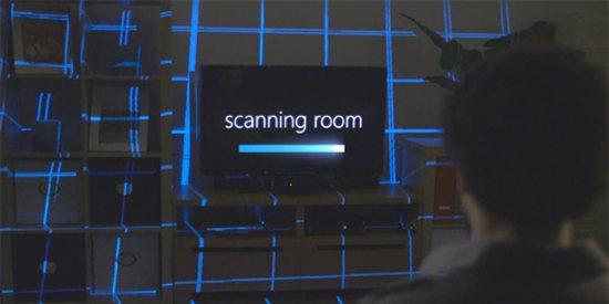 Microsoft'un yeni teknolojisi Star Trek serisindeki HoloDeck'i andırıyor.