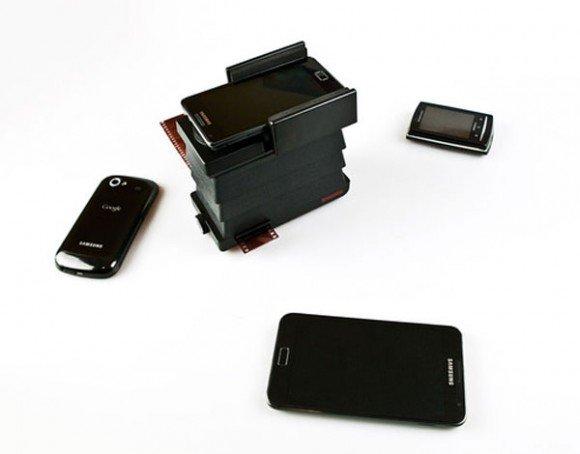 İmkanı olmayanlar için geliştirilen cihaz, Kickstarter'da beklenen ilgiyi topladı.