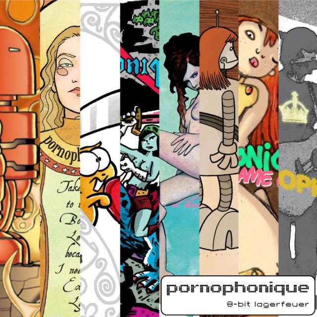 8-bit severler için oyunseverlerden harika bir proje grubu: Pornophonique.
