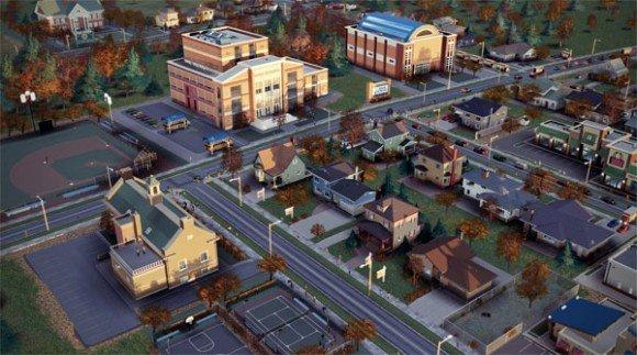 EA Games, öğrencilere yönelik okullara dağıtılması planlanan SimCityEDU üzerinde çalışıyor.