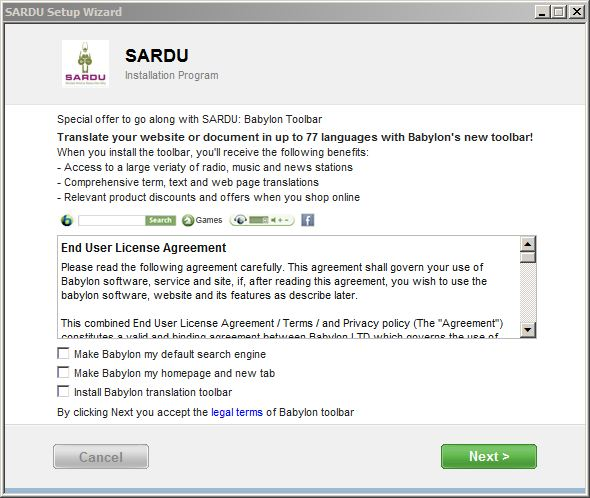 Sardu babylon