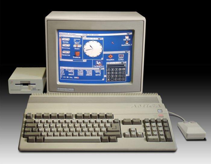 Amiga 500, bir dönemin en çok rağbet gören oyun konsoluydu. Şimdi ise teknoloji tarihinin bir parçası.