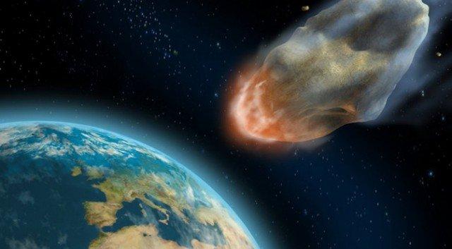 Deep Space Industries, Dünya'yı teğet geçecek DA14 Asteroit'inden 200 Milyar Dolarlık mineral çıkabileceğini iddia etti.