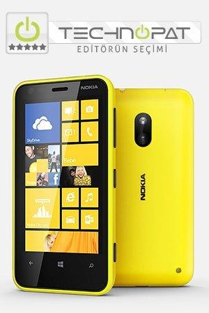 Nokia Lumia 620: Editörün Seçimi