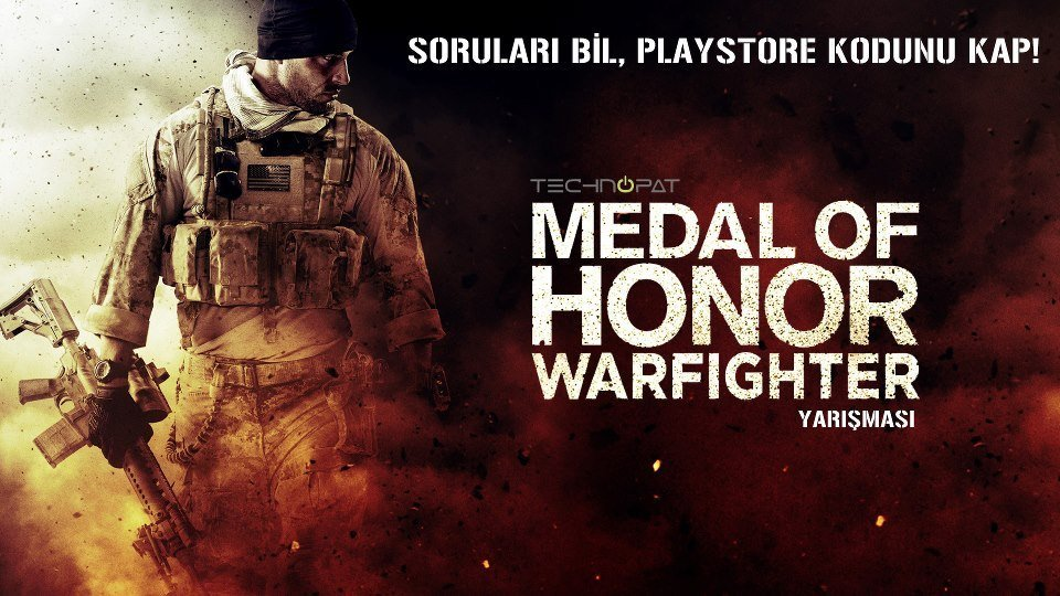 Medal of Honor Warfighter Yarışma