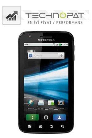 Motorola Atrix: Orta segmentte fiyat performans ile ödülü hakediyor.
