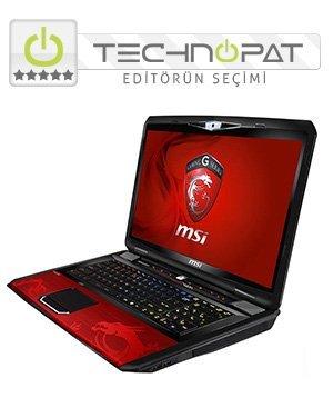 MSI GT70 Dragon Edition: Technopat Editörün Seçimi