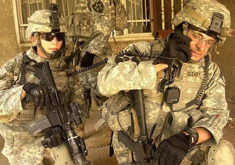 DARPA, ABD askerleri için daha güvenli kablosuz ağ üzerinde çalışıyor.