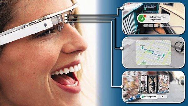 Google Glass ile Augmented Reality yani arttırılmış gerçeklik