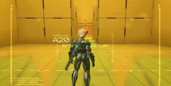 MGS VR Missions