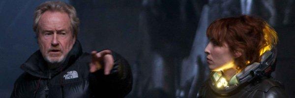 Ridley Scott ve Machinima ortaklığa oturdu.